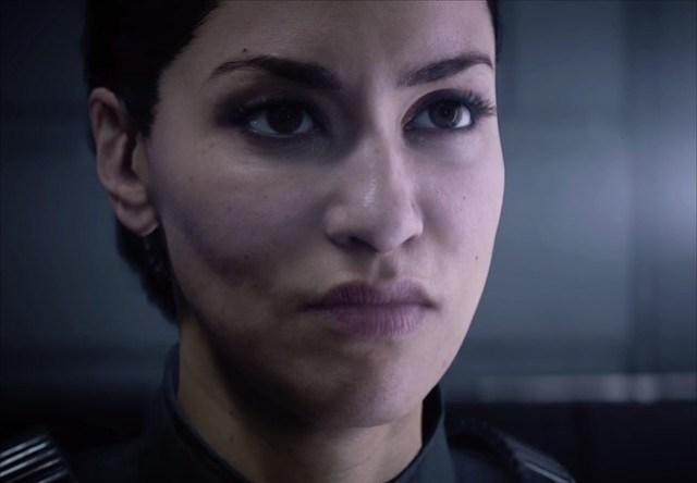 Star Wars Battlefront 2 - Comandante Iden Versio