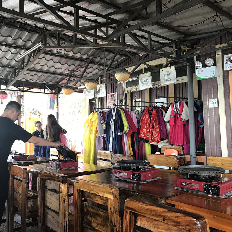20171107_133935 Baguio - Korean Palace Restaurant