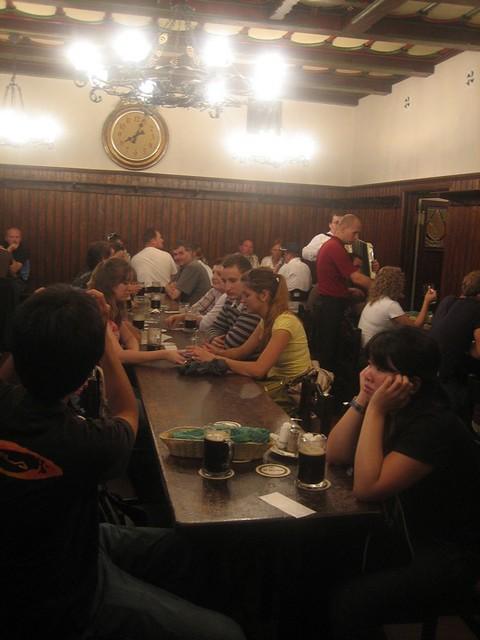 Mejores cervecerías de Praga