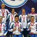 Campionati del Mondo di Nuoto Paralimpico: Otto Medaglie..ed è solo l'inizio!