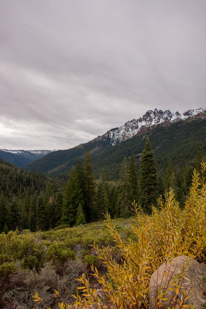 Sierra Buttes Vista Point