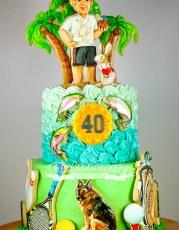 A very very specific cake theme :)