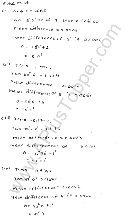 ml-aggarwal-icse-solutions-for-class-9-maths-ch-19-trigonometric- tables-7