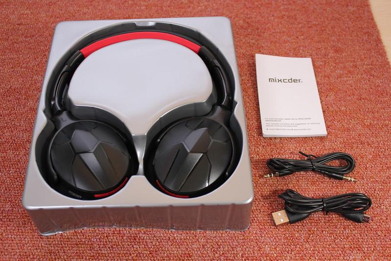 Bluetooth ヘッドフォン HD501 開封レビュー (5)