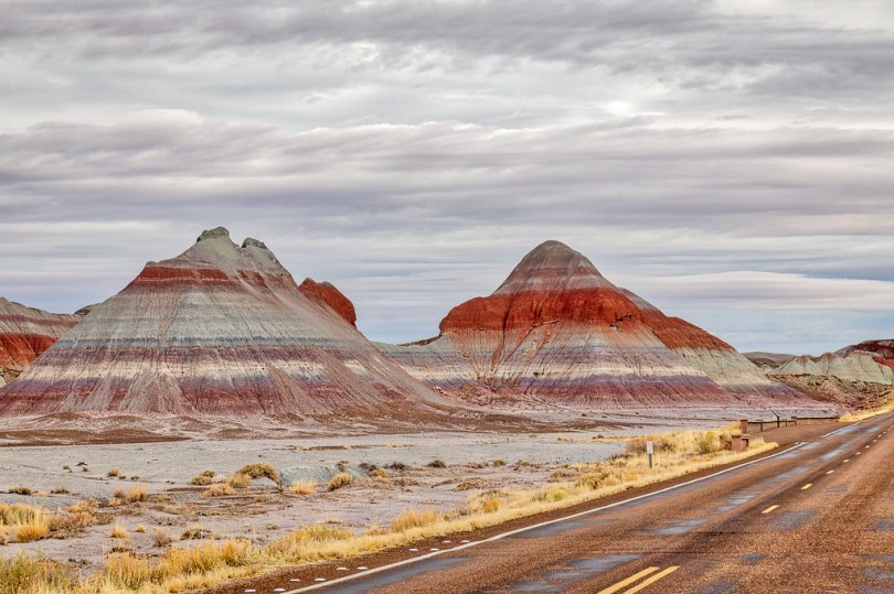 Petrified Forest Teepees
