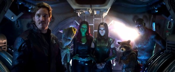 Marvel's Avengers Infinity War - Guardians of the Galaxy