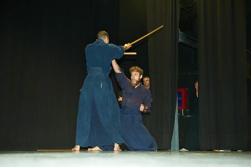 Shintô Musô ryû jôjutsu