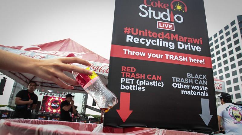Coke Studio_Recycling Drive
