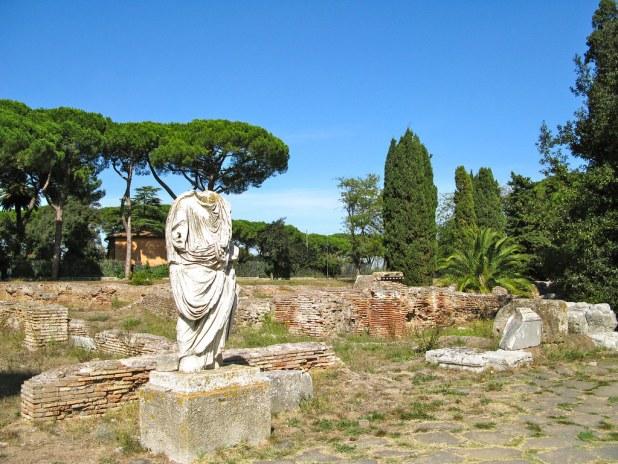 Ostia Antica desde Roma