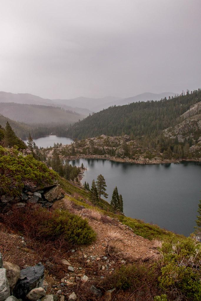 Sardine Lakes Overlook