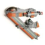 Dorn-Wing Starfighter