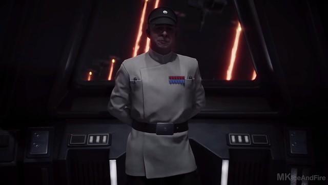 Star Wars Battlefront 2 - Garrick Versio