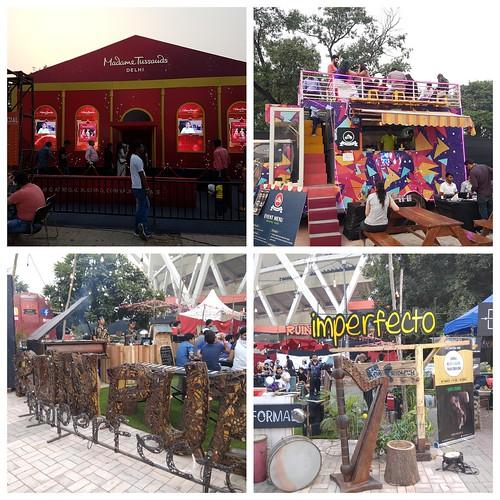 hungrynomads the grub fest 2017 food festival delhi