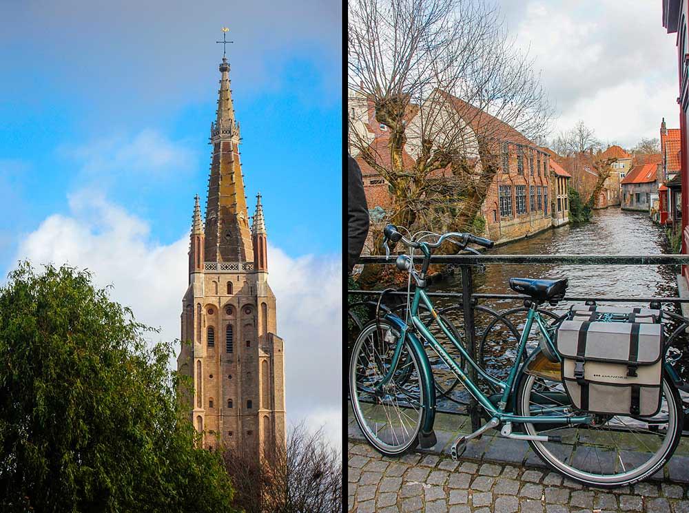 Kanalerne i Brugge