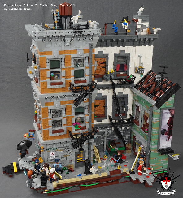 A Cold Day In Hell 1 by Barthezz Brick