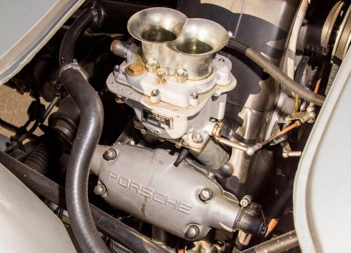 1958 Porsche 550A Spyder 62 copy