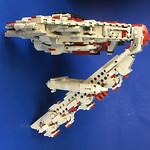"Dorn-Wing ""Ship-Breaker"" Bomber"
