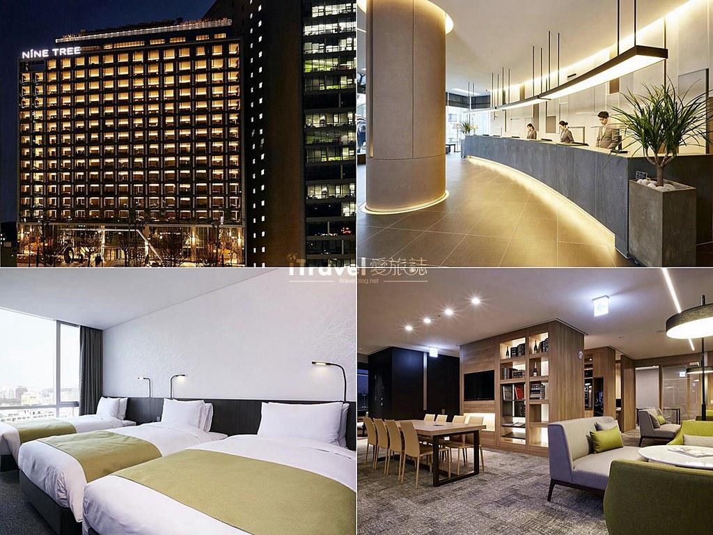 Nine Tree Premier Hotel Myeong dong 2