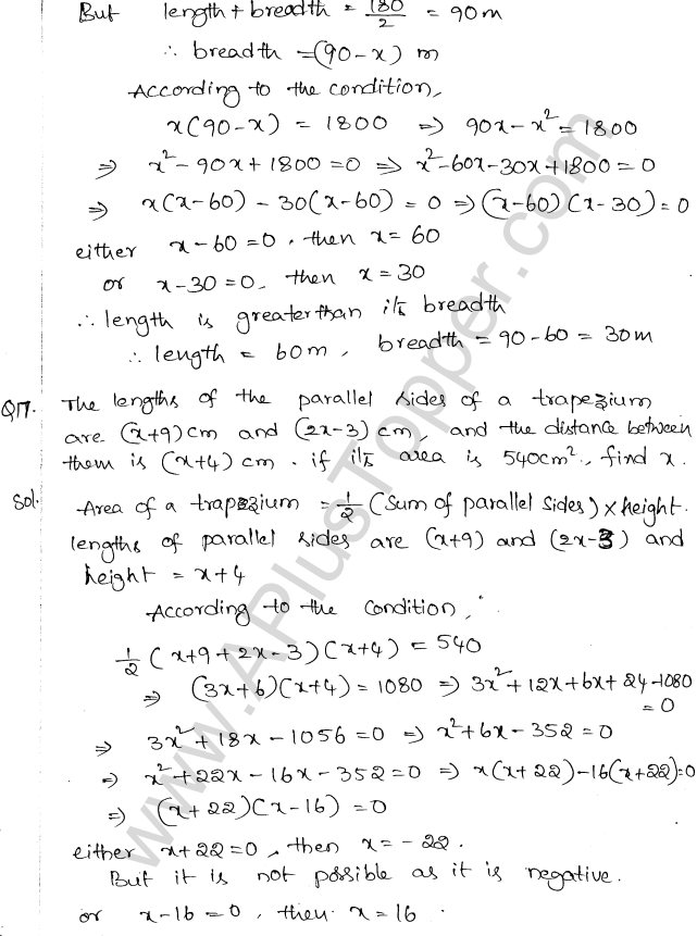 ml-aggarwal-icse-solutions-for-class-10-maths-chapter-5-quadratic-equations-in-one-variable-45