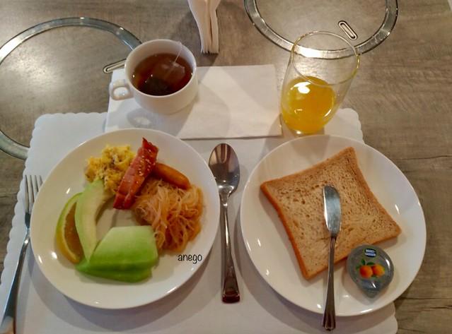 嘉義 ディスカバー 朝食