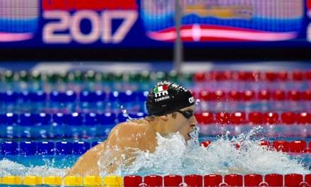Gennaio 2018, tempo di collegiali per gli Azzurri del Nuoto… ma anche di gare