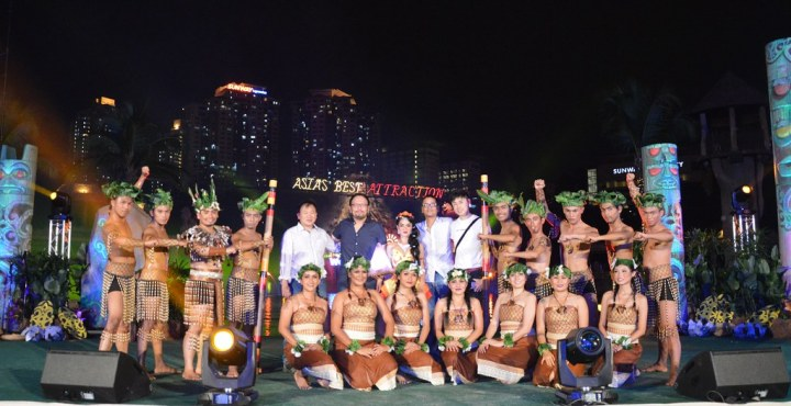Party Ulangtahun Sunway Lagoon 25 Wonder Years