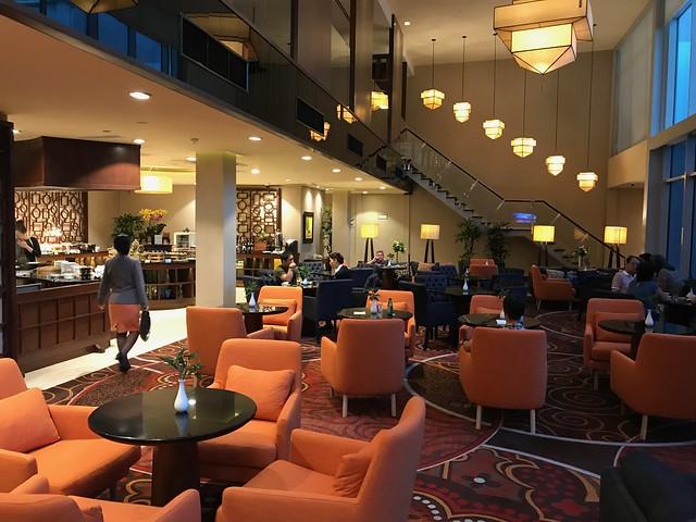 Lounge - Sheraton Saigon