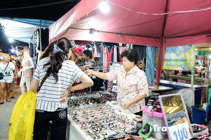 《華欣夜市景點》Grand Night Market:華欣在地草根型夜市