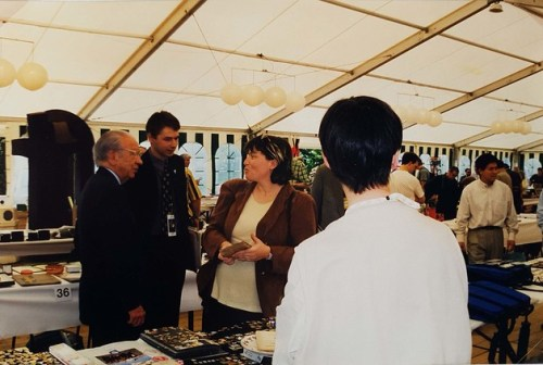 1999 - Lausanne, 5th olympic fair - from 05/21 au 05/23/1999