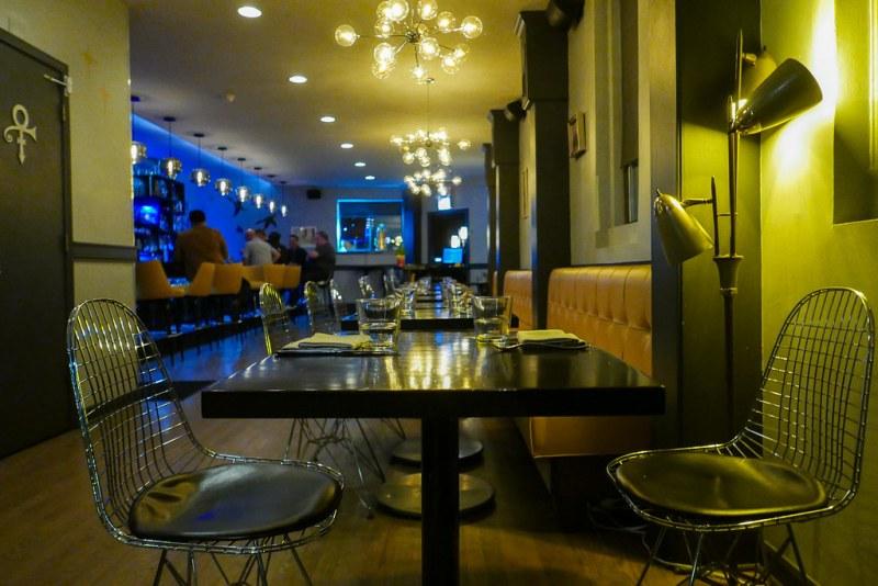 Duck Inn front bar room