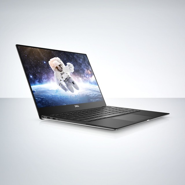 XPS 13 silver - 1