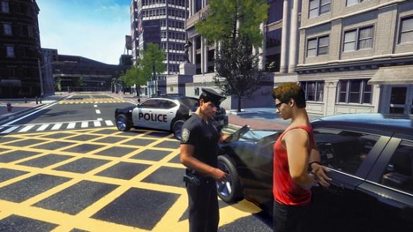 Police Simulator 18 - Arresting A Soy Boy