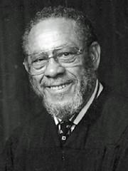 Former DC cafeteria union head as a California judge: 1990 ca.