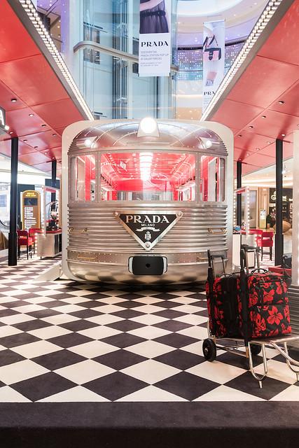 Prada Station Pop-up