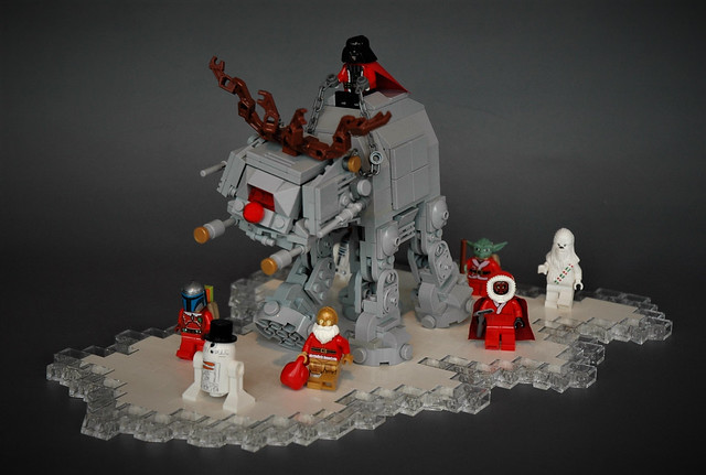 Merry star wars christmas