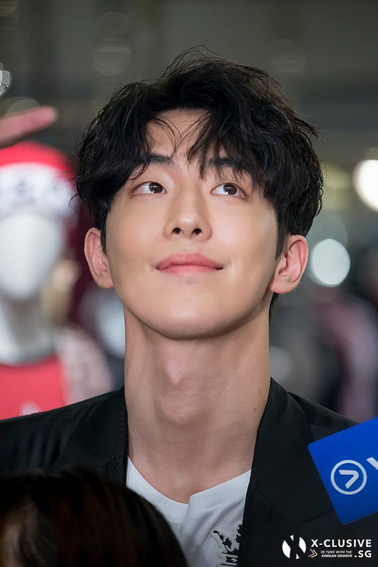 Nam Joo Hyuk in Hong Kong