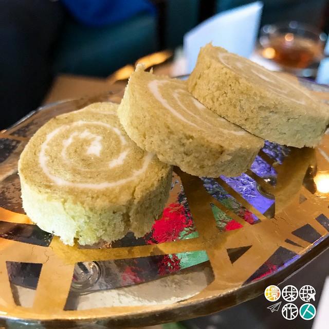 火雞樹幹蛋糕