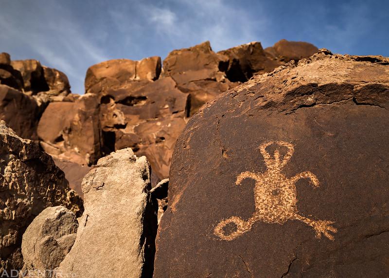 Green River Petroglyph