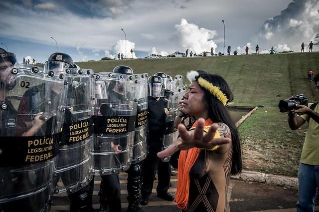Governo golpista aprofunda visão colonial sobre Amazônia