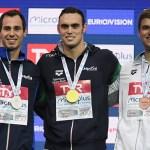 EuroSwim2017: Rivolta, Codia e Quadarella. L'oro, l'argento e il bronzo