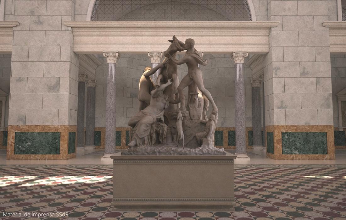 Termas de Caracalla em Roma