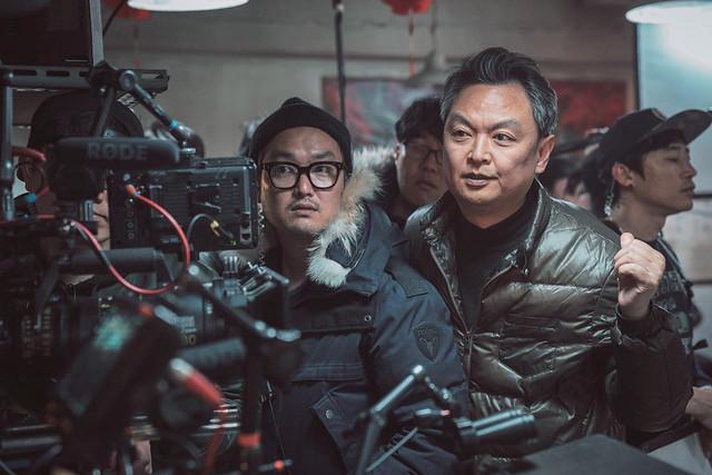 The Outlaws Kang Yoon-sang