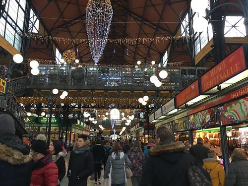 Nagyvásárcsarnok - Great Market Hall Budapest