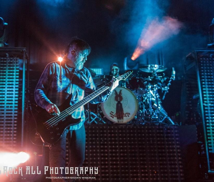Seether - Express Live - Columbus, Ohio -