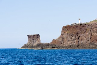 Punta la Zotta | Scoglio Giafante