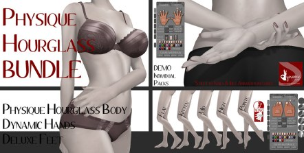 Slink - Physique Hourglass Bundle