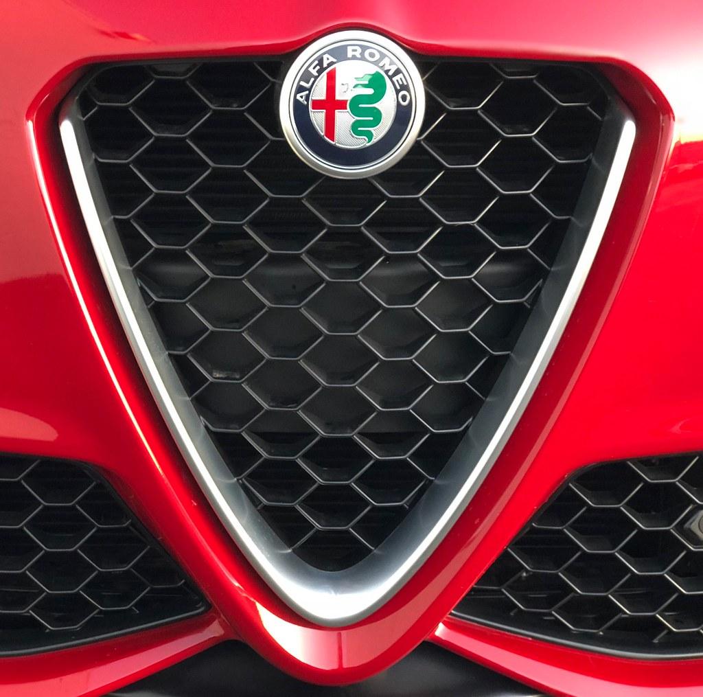 My 2018 Alfa Romeo Giulia Ti