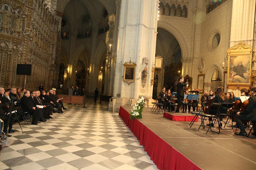 Concierto del Coro de la Academia de la Semana de Música Religiosa