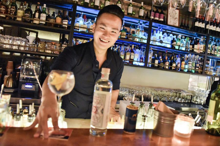 bartender vincent yong