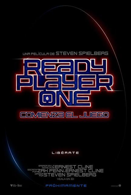 Estrenos del 2018 - Ready Player One